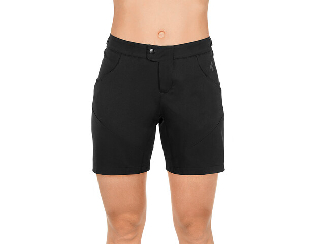 Cube Tour Baggy Shorts Including inner shorts Women black